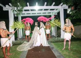 Mari e Zé Carlos: um casamento a cada dois anos!