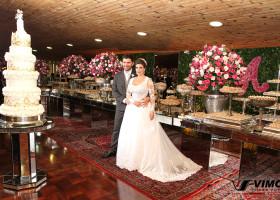 Chamma e Alison – casamento árabe